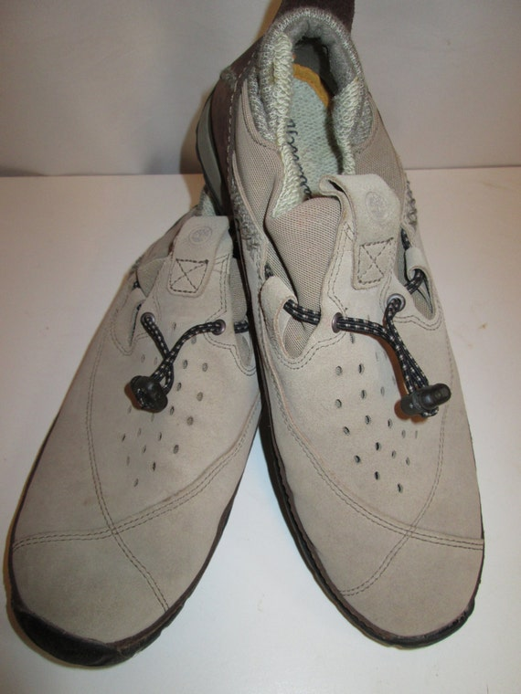 on shock EARTHKEEPERS cord suede laces mocs 10m day size Timberland vintage with womens pull xqIwwZf