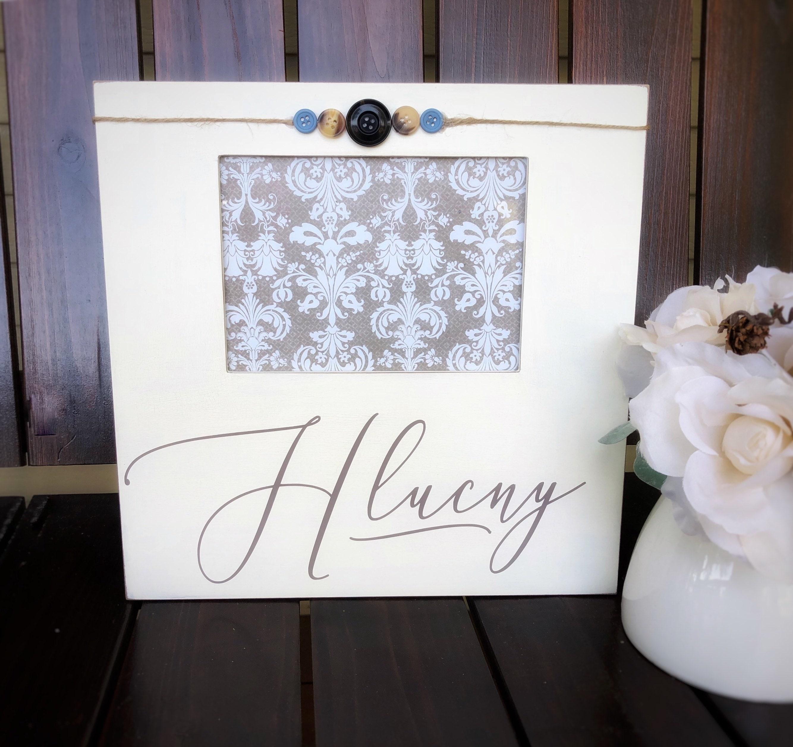 Family Heritage Personalized Picture Frame - Custom Family Name ...