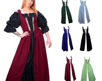 Ladies Renaissance Garb