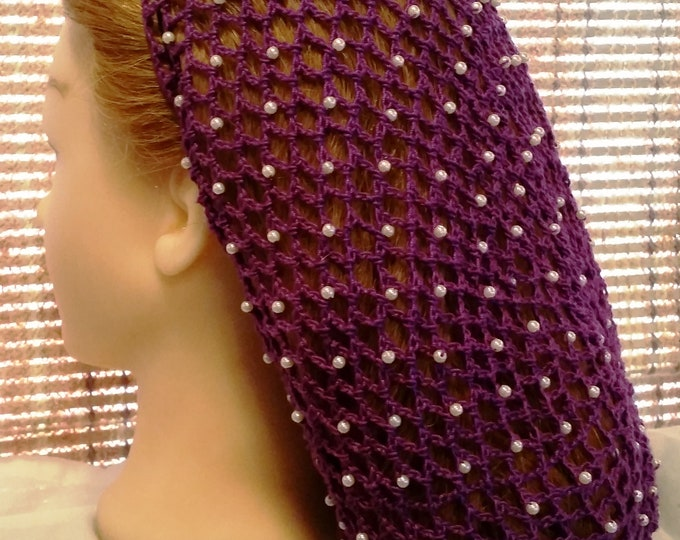 """Featured listing image: 10"""" Cotton Standard Beaded on Alternating Rows"""