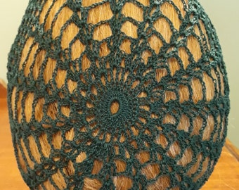 The Wheel- Fancy Hair Snood in Cotton
