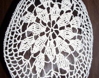 Great Grandma Ella Fancy Snood in Cotton
