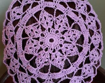 Berka II Fancy Snood in Cotton