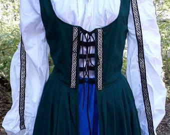 Celtic Renaissance Dresses
