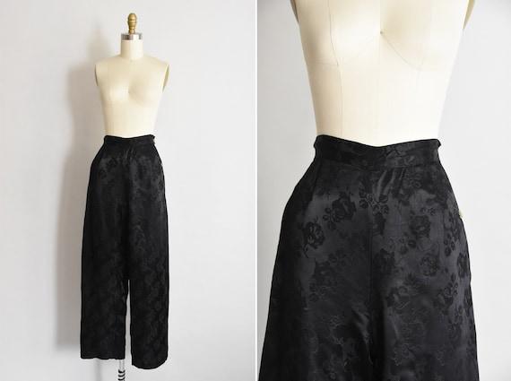 1940s Onyx Club lounge pants
