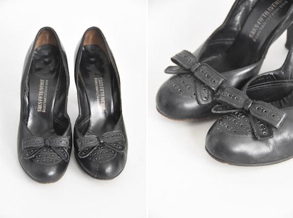1950s Betty Be Good heels