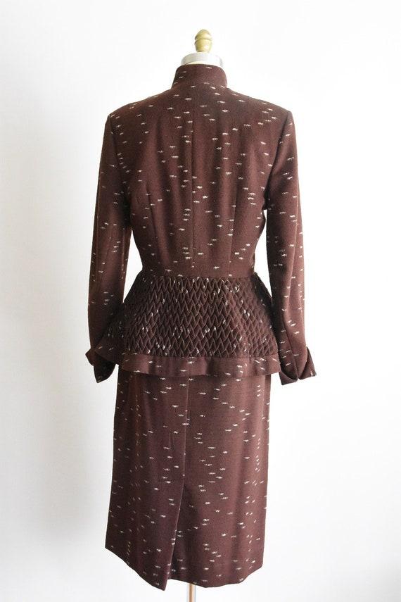 Outstanding 1950s Lilli Ann suit set - image 6