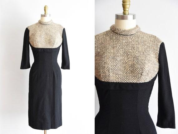1950s Winter Darling dress