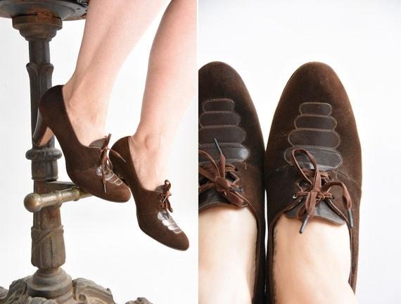Head Over Heels | vintage 1930s shoes