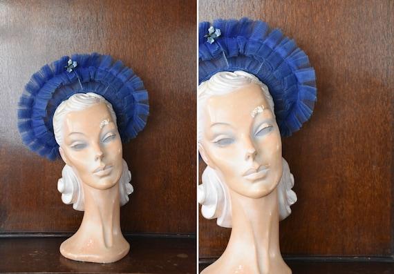 1930s Elizabethan Era hat