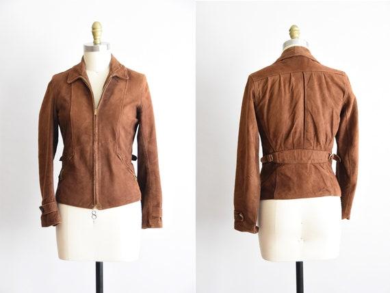 30s/40s Rustic Traveler jacket
