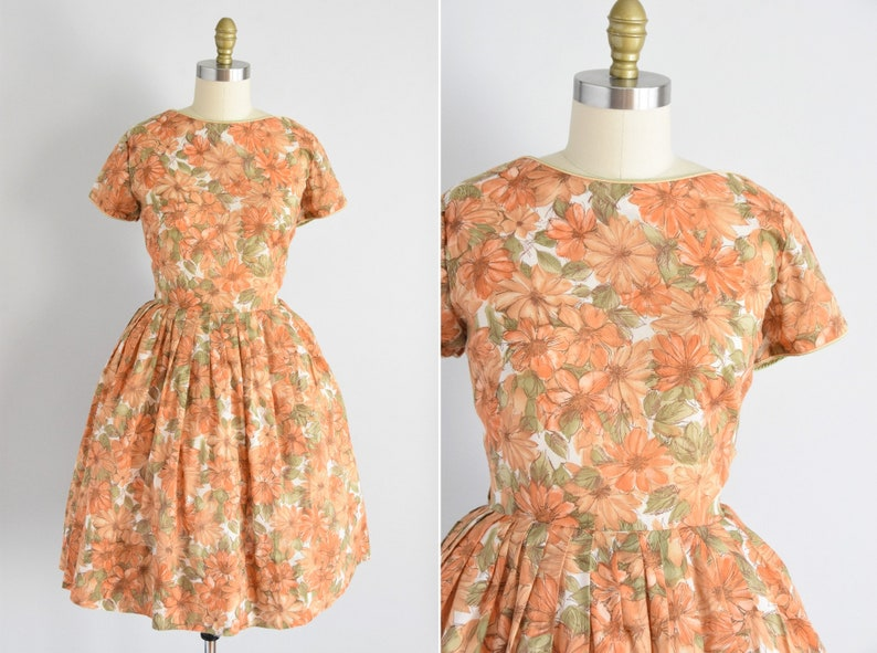 1950s Seasons Turn dress image 0