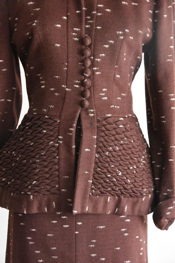 Outstanding 1950s Lilli Ann suit set - image 3