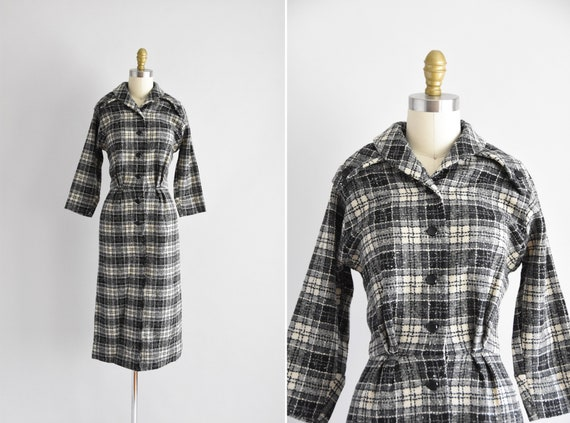 1950s Cold Hands, Warm Heart dress