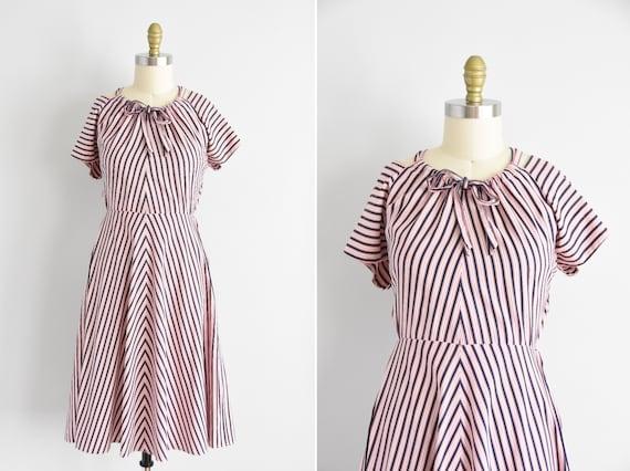 1940s Victory Lane dress