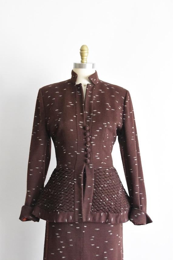 Outstanding 1950s Lilli Ann suit set - image 2