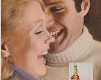 Vintage Harper Bourbon Ad