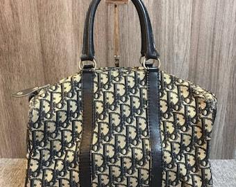 513a017153f321 Dior monogram boston speedy bag vtg