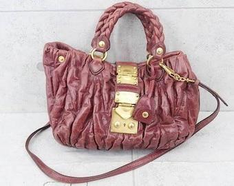 48c5a624b524 Miu miu vintage bag