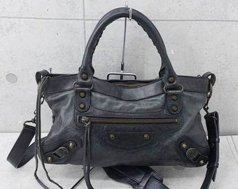 e96aceccee8b Balenciaga iconic bag with mirror