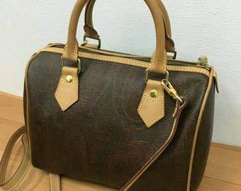998a20196424a Etro paisley classic handbag