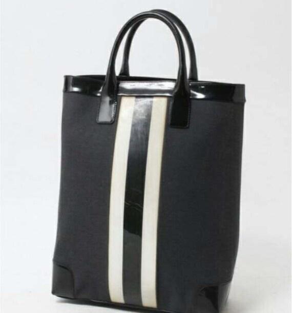 9d6bac82a37 Gucci white stripe bag vintage