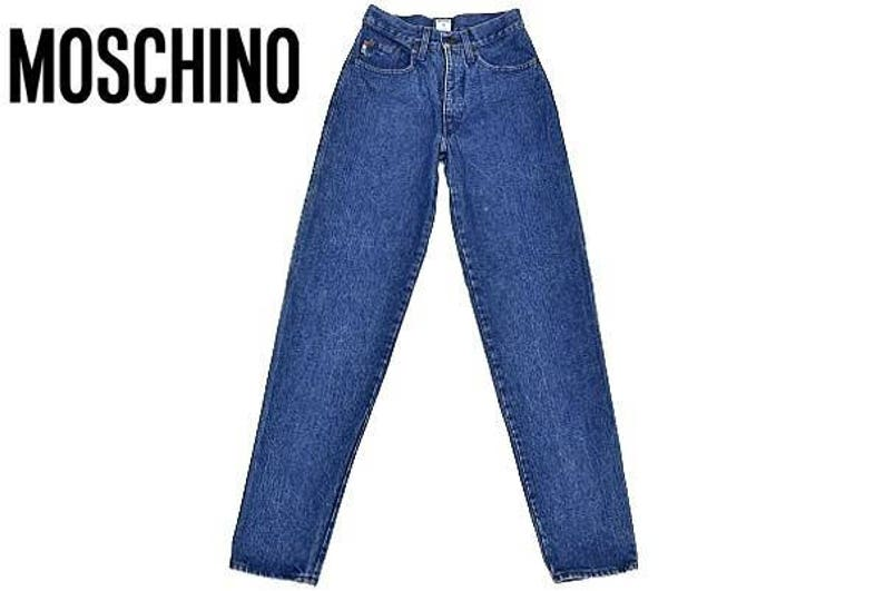 fd128a088b Moschino jeans vintage 1990s