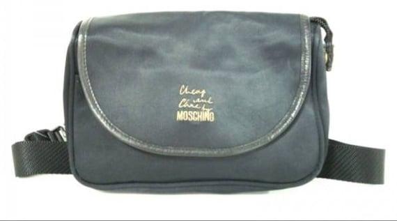 Moschino waist bag 1990s