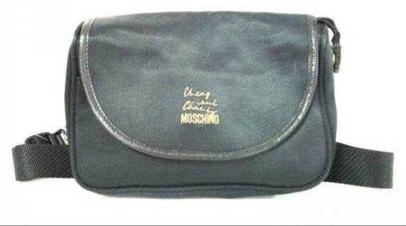 Moschino waist bag 1990s - image 1