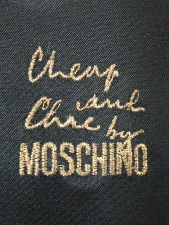 Moschino waist bag 1990s - image 6