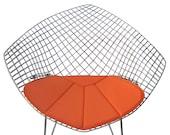 Cushion for Bertoia Diamond Chair - Many Colors Available - Retro Eames Era Mid Century Decor