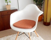 Cushion for Eames Molded Plastic Arm Chair - Many Colors and Materials Available