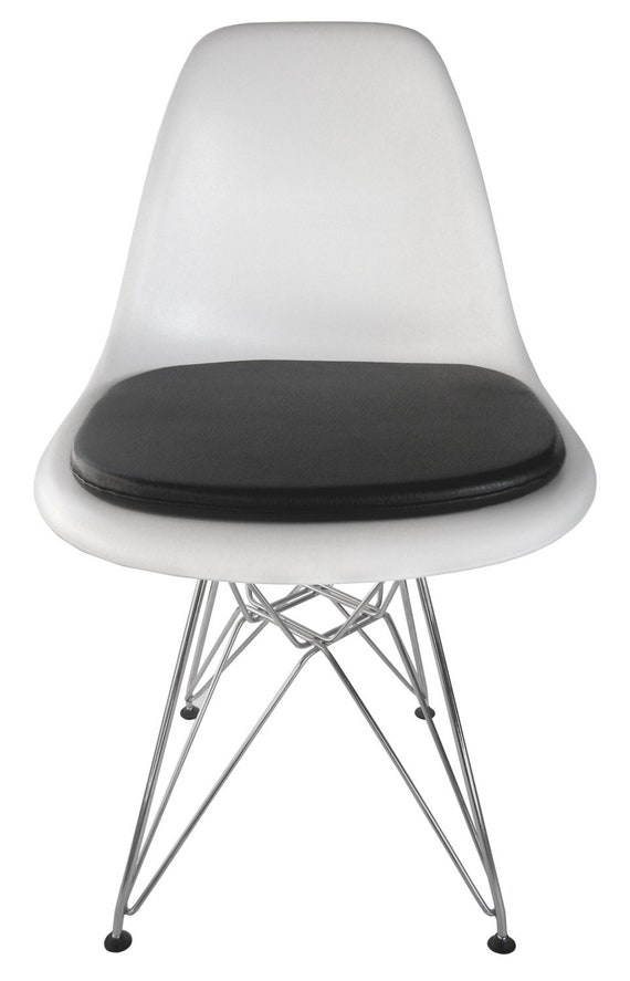 For Eames Molded Plastic Side Chair, Eames Side Chair Cushion