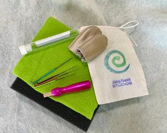 Needle Felting Tool Kit