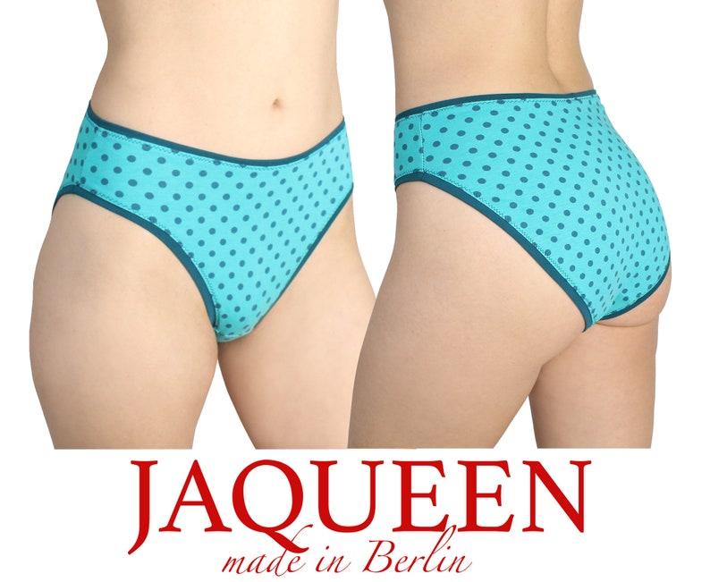 fair fashion underpants germany handmade clothing cute underwear hipster underwear womens lingerie pants cotton panties slowfashion