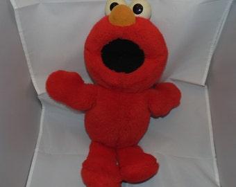 Vintage 1997 Tickle Me Elmo Plush Not Working Tyco