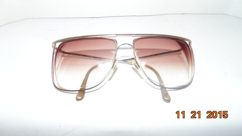 900e0f4781 Vintage 80s Marchon Gradient lens prescription sunglasses