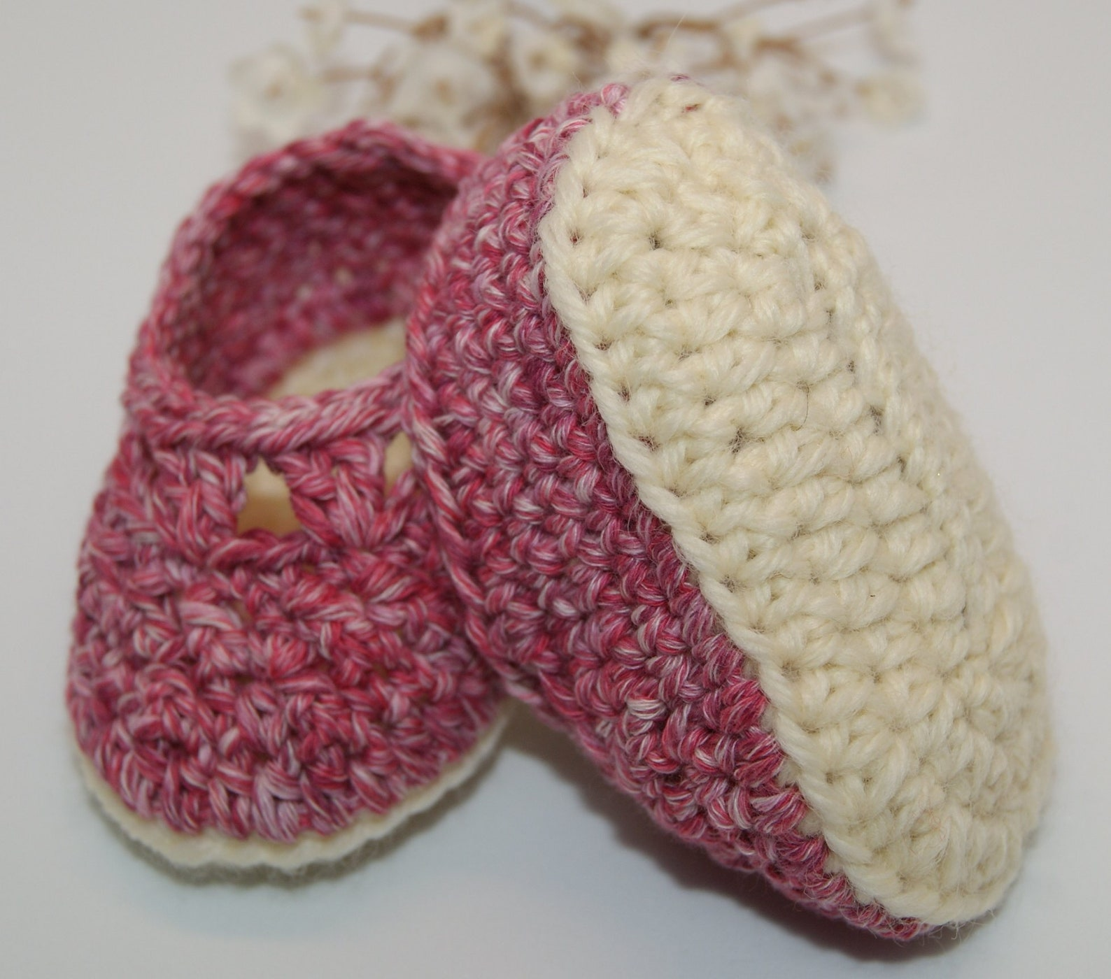 baby girl booties slip on style infant shoes newborn baby girl ballet shoes size 0 to 3 months baby shower gift item two toned b