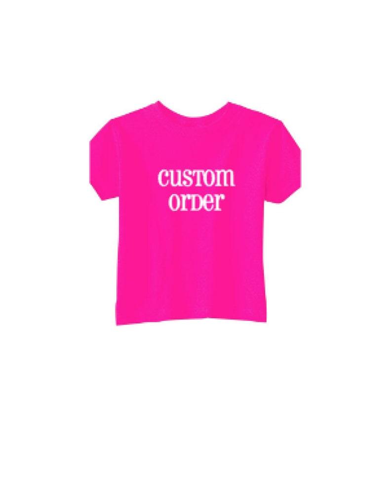 81c8c3dae Kids custom tee custom shirt kids custom shirt create your | Etsy