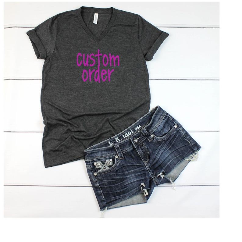 8effd1743 Custom shirt Family reunion shirts personalized t-shirt | Etsy