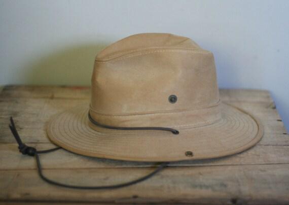 vintage outback  aussie  hat by henschel  9416ddd71d97