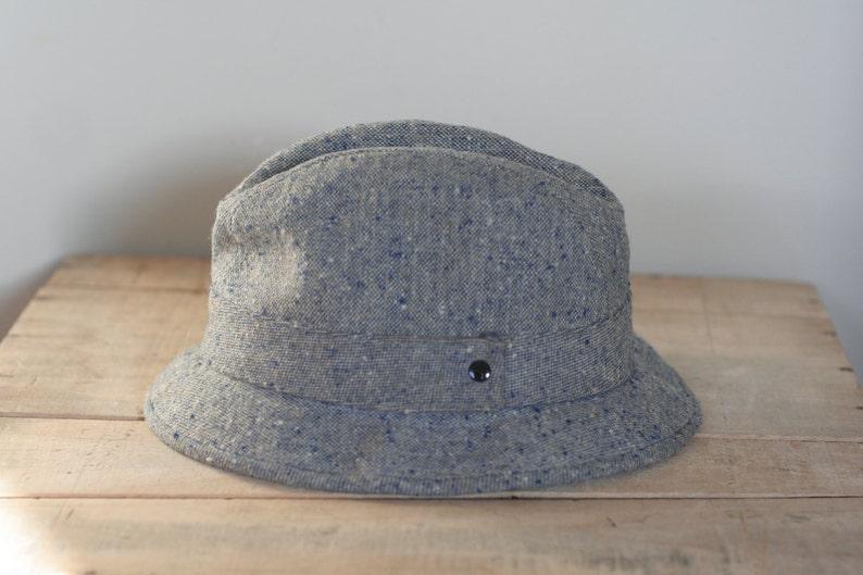5e44e562473a61 Vintage pendleton wool fedora hat | Etsy