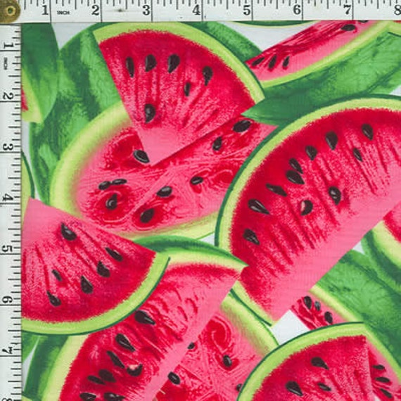 Timeless Treasures Packed Red Apples 100/% cotton Fabric by the yard