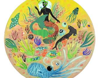Vida Aquatica No. 3