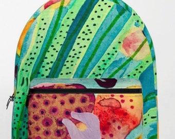 Vintage samba No. 2 - Backpack