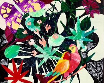 Love Birds No.2