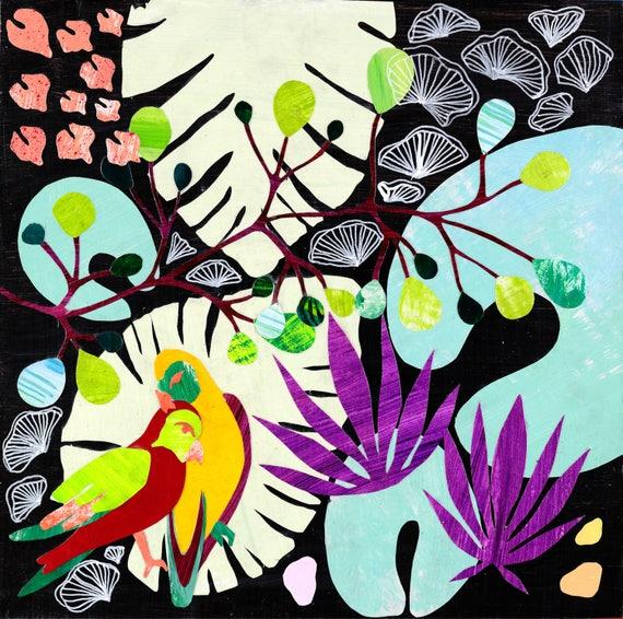Love Birds No. 1