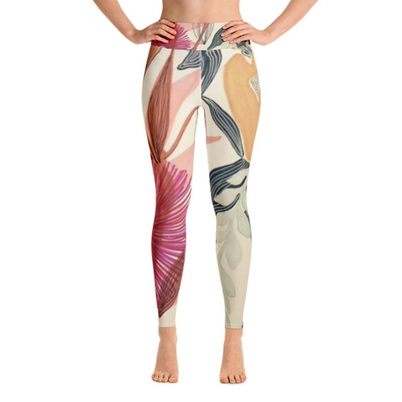 Yoga Leggings, Flora + Fauna