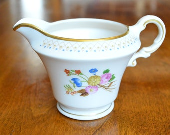 Vintage China ~ Old Ivory Coventry Syracuse Creamer