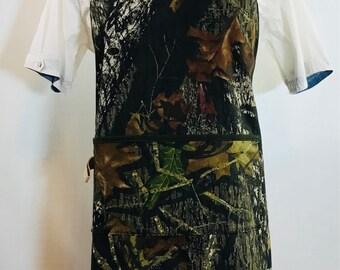 Mossy Oak Reversible Apron - Camo / Camouflage